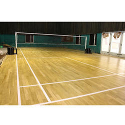 Badminton Court Construction Services In India