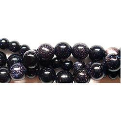 Black Gemstone Beads