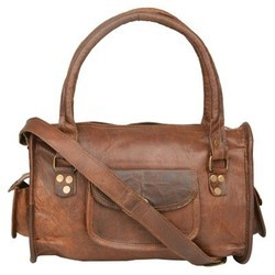 Genuine Leather Tote Evening Bag TOTE105