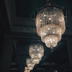 Fountain Chandeliers