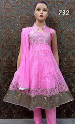 Girls Frock Suit
