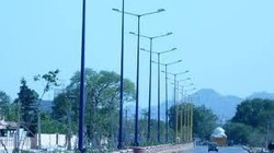Bajaj Street Light Poles