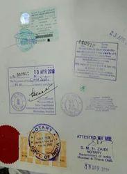 Apostile Degree, Marriage, Birth Certificate Attestation