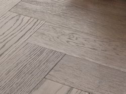 Herringbone Oak Polar Wooden Flooring
