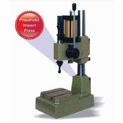 Pneumatic Impact Press