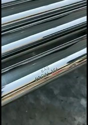 SS Jindal Raw Material Pipes