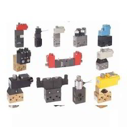 Rotex 5 Port Solenoid Valve