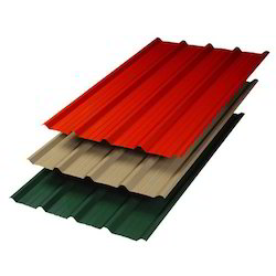 Construction Trapezoidal Sheets - Galvalume Roofing Sheet