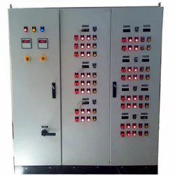 Three Phase HVAC Control Panel