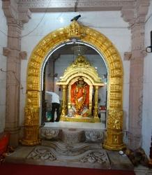 Shri Ganpati Gold Mandapam