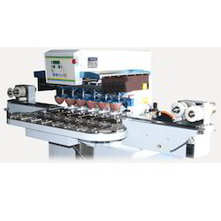 Automatic Capping Pad Printer