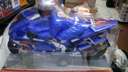 Blue Colour Only Bike Toys, For School/Play School