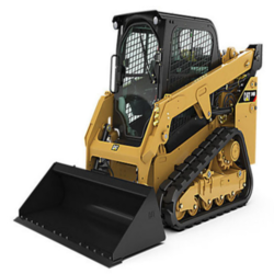Cat Skid Steer Crawler Loader Rental Services