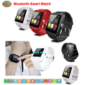 U8 Smart Watch Black