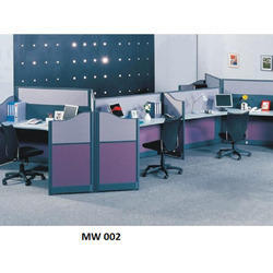 Designer Office Modular Workstations