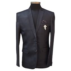 34 Tetron (Polyester Fiber made by TORAY) 6 5% blended with Viscose Fiber 35% Fancy Suit Coat