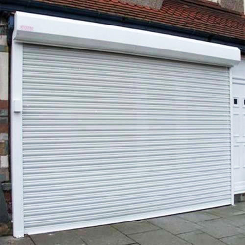 Metal Galvanized Rolling Shutters Rs 1950 Square Meter