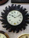 Ethnic Clock Makers Wall Clock