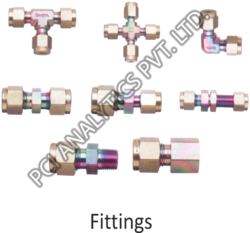 Gas Chromatography Fittings