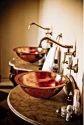 Single Copper Wash Basin