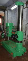 Single Column Radial Drilling Machine