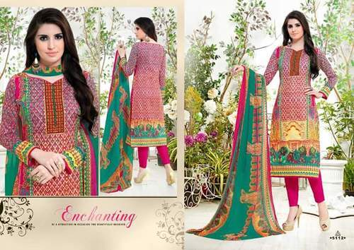 af6ae8d95 Cotton Lawn Designer Embroidery Suits at Rs 611  piece