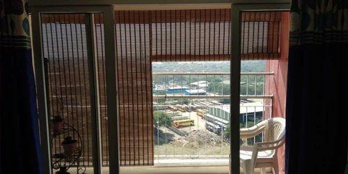 Pvc Horizontal Balcony Blinds