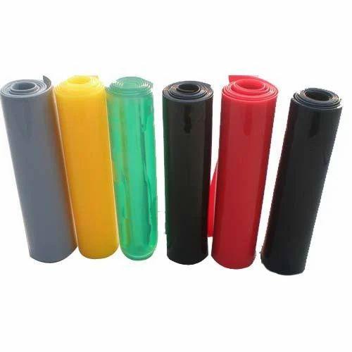 Colored Soft Pvc Sheets, Soft Polyvinyl Chloride Sheet - V.V. ...