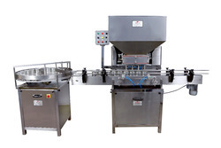 Fully Automatic Cream Filling Machine