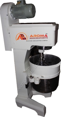 Aroma Stainless Steel 30Kg Planetary Mixer, 1.1 Kw