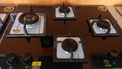 Modern Kitchen Gas Stoves