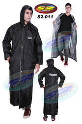 S2 Reversible Rain Coat