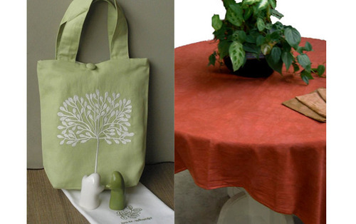 ECO Friendly Products - White Tree Organic Bag With