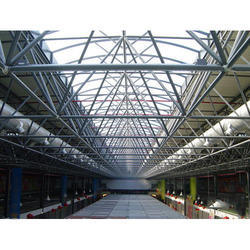 Steel Structure In Ahmedabad Gujarat India Indiamart