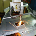 Laser Cutting Work Facility