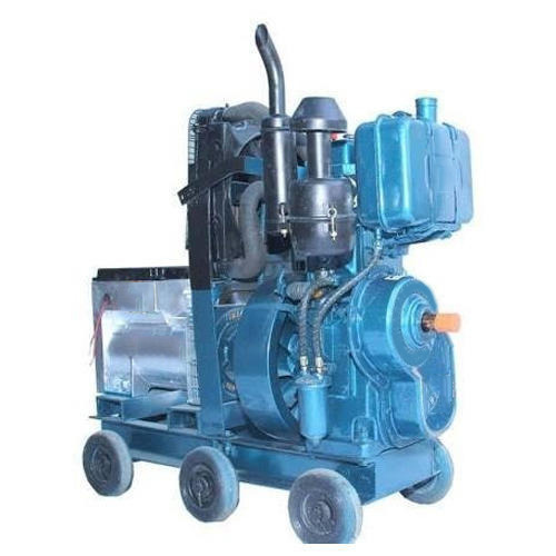 Water Cooling Diesel Generator Power 7 5 Kva Indo Engineering Works Id 13912323297