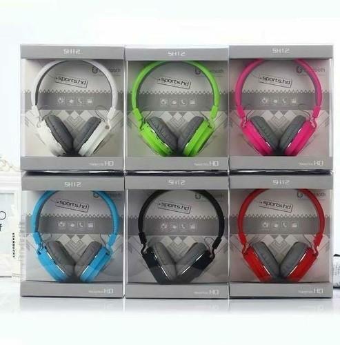 c5a1633aa0f Multi Color Sh12 Wireless Headphone, Rs 360 /piece, The Vas ...