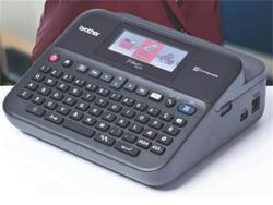 Brother PTD 600 Label Printer