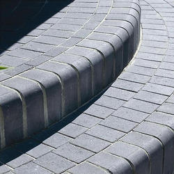 Indian Stone Kerb Patterns