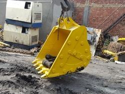 Excavator Bucket : Rock and General Purpose