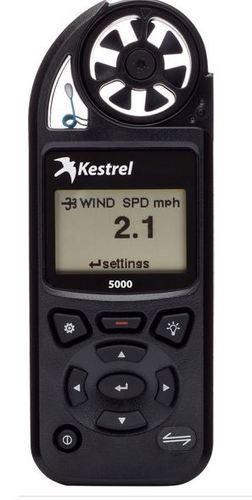 Kestrel Pocket Weather Tracker