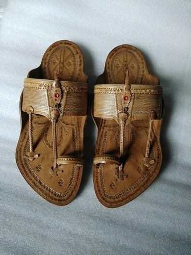 Leather Traditional Chappals