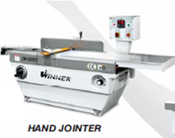 Surface Planer With Spiral Cutter : Winner