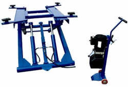 2.7 Ton Low Rise Scissor Lift