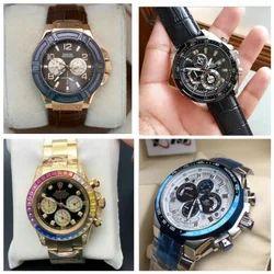 Silver Casio Edifice Watches, Edifice Casio