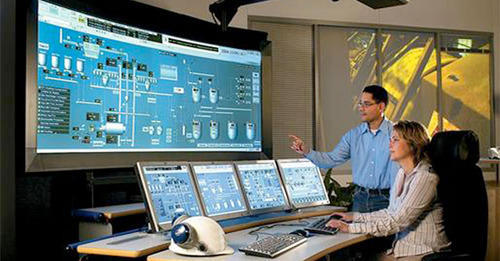 Scada Hmi Control Panels Supervisory Control And Data