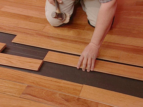 Wooden Flooring Installation Service Importer From Hyderabad