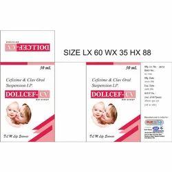DOLLCEF-CV  Pharma PCD