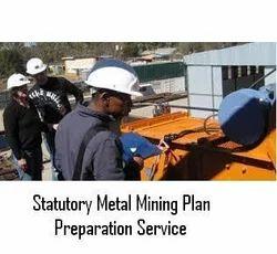 Statutory Metal Mining Plan Preparation Service