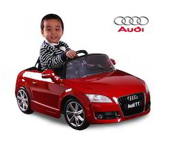 Audi Battery Operated Ride On Car